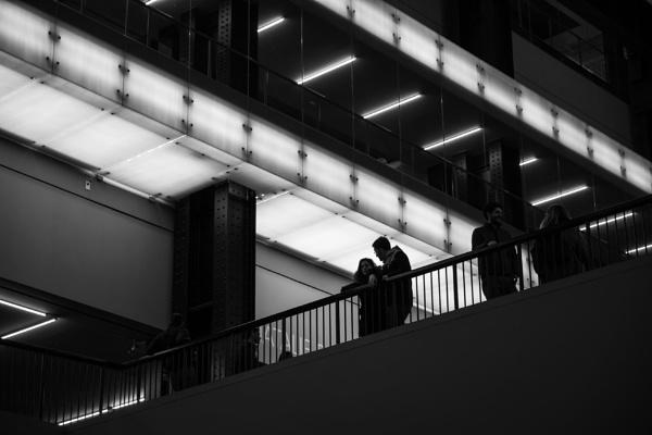 Tate Modern by falsecast