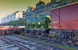 Rolling Stock, Bristol Docks