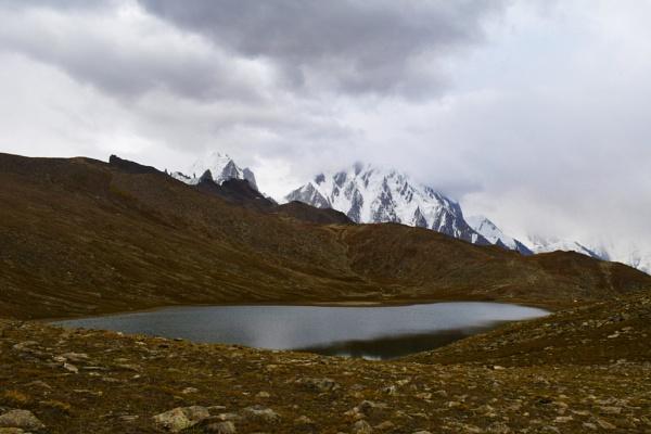 A cloudy evening in the Karakoram by Shahidrao