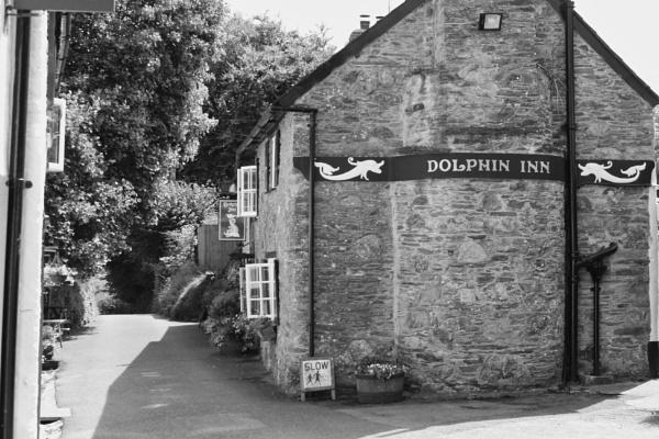 Dolphin inn Kingston Devon by Ball82