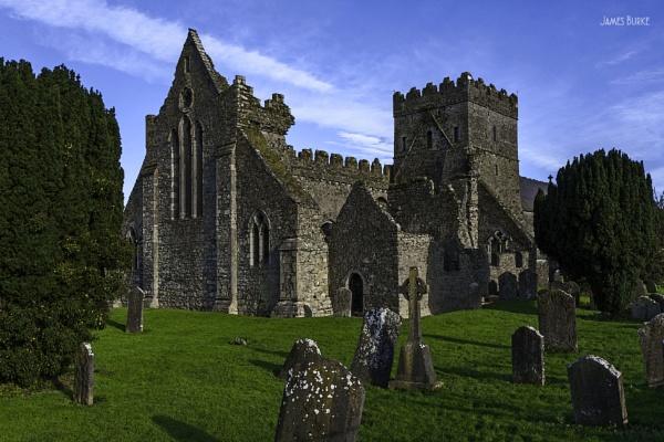 Gowran Church by jameswburke