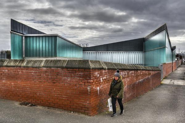 Dalmarnock Station by AndrewAlbert