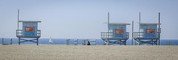 VENICE BEACH by jimlad