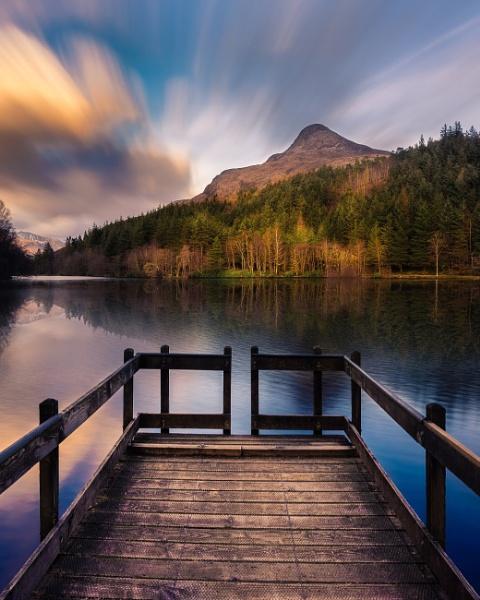 Glencoe Lochan by Mark_Callander