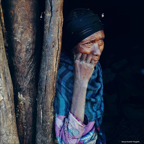 amhara woman . Ethiopia by papajedi