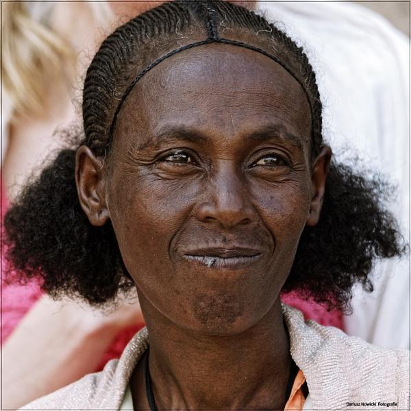 woman from  Debre Damo. Ethiopia by papajedi