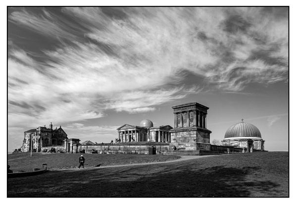 Calton Hill, Edinburgh by mac