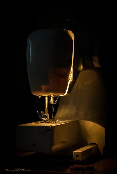 Sewing machine. by Jukka