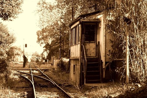 Old RailRoad by mtorighelli