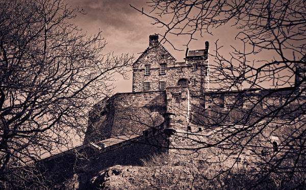 Castle Rock by AllistairK