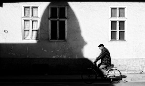 Shadows of Morning LIII by MileJanjic