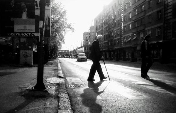 Shadows of Morning LIV by MileJanjic