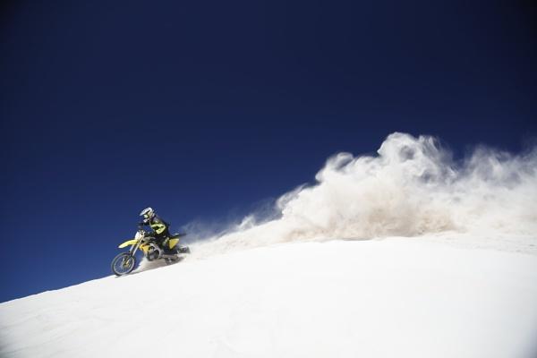 Dirt bike by revilo