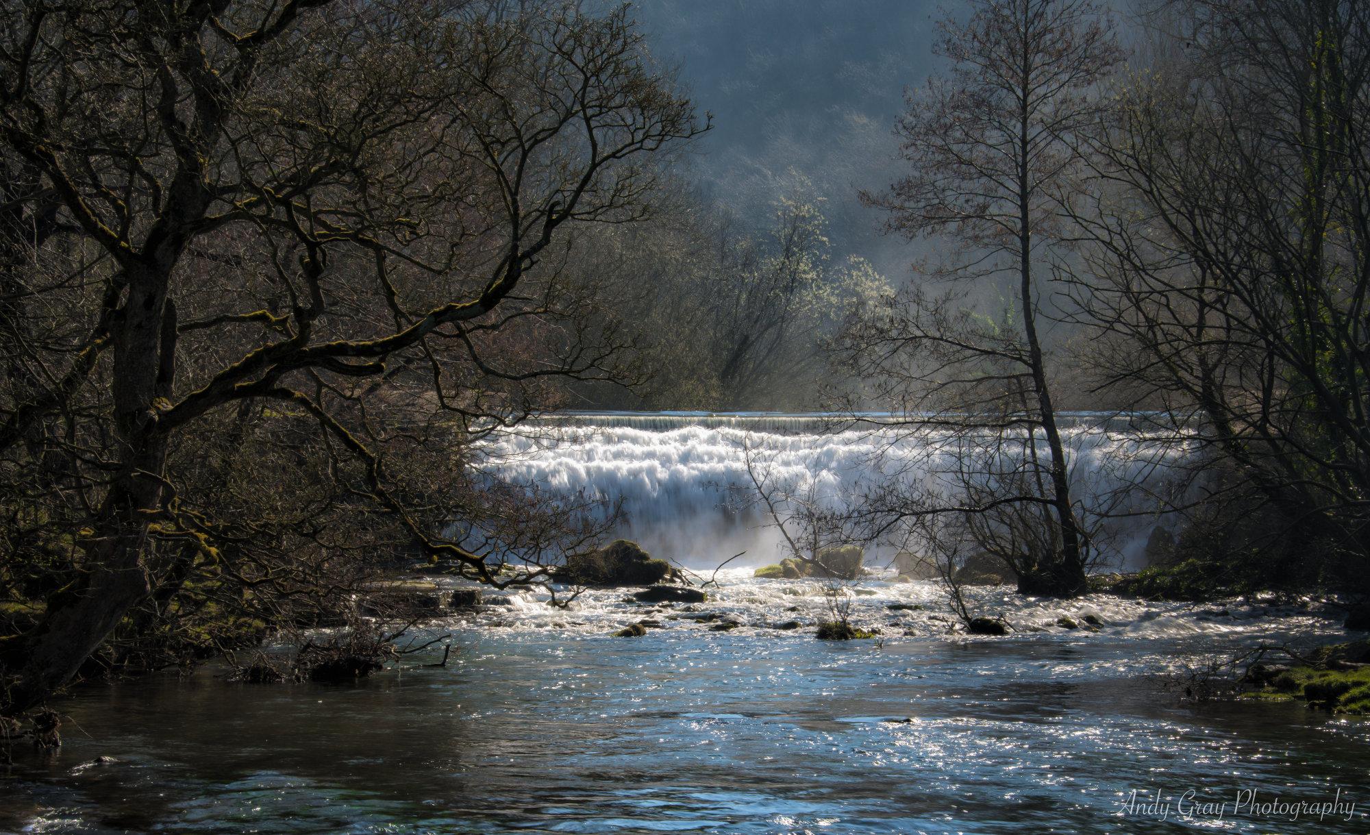 Glimmering Weir