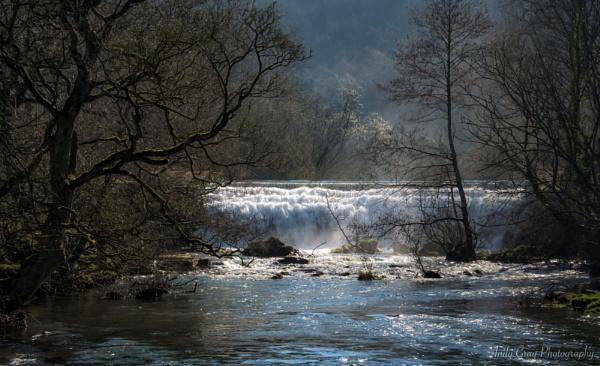 Glimmering Weir by Legend147