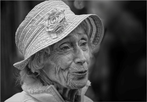 Street Portrait by BigAlKabMan