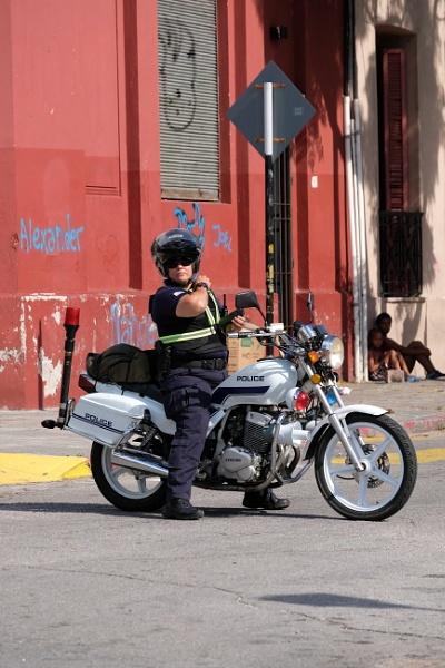 Police Protection by jonjaz