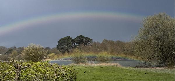 Low Rainbow by AlfieK