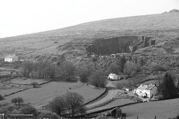 Merrivale Dartmoor by Ball82