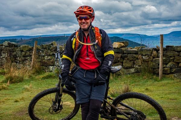 Mountain Biker by terra