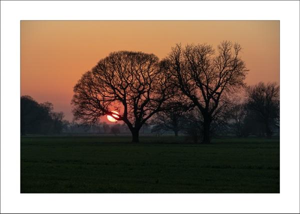 Trent Sunset by Steve-T