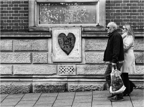 Love will find a way. by franken