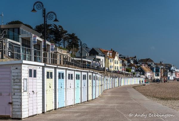 Lyme Regis by andybebbs