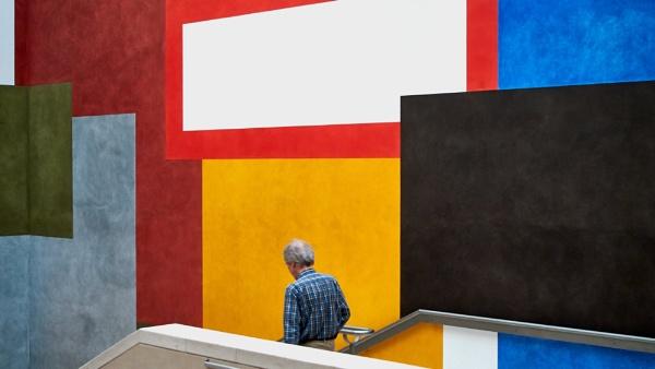 Tate stairwell by Meditator