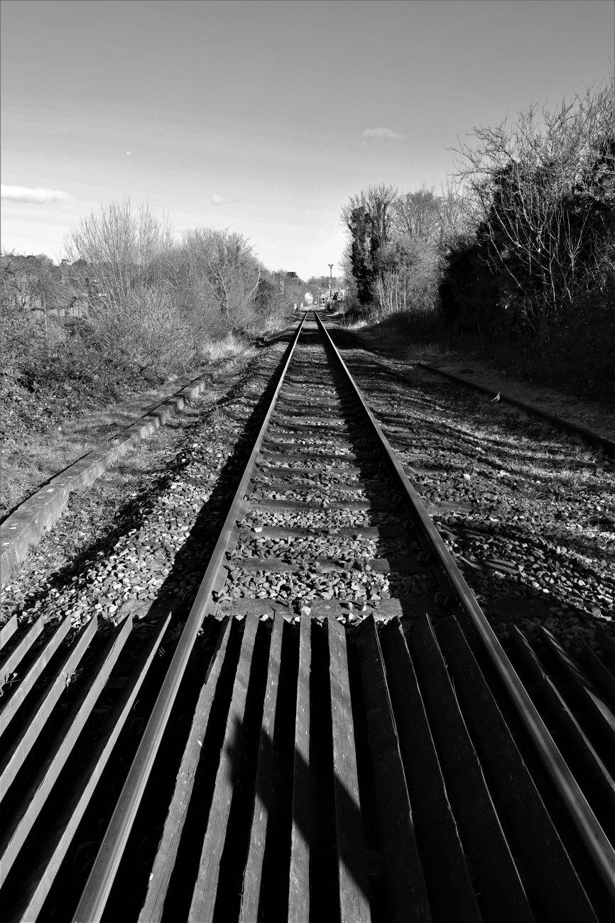 A straight line into Rye