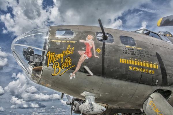 Memphis Belle by jbsaladino