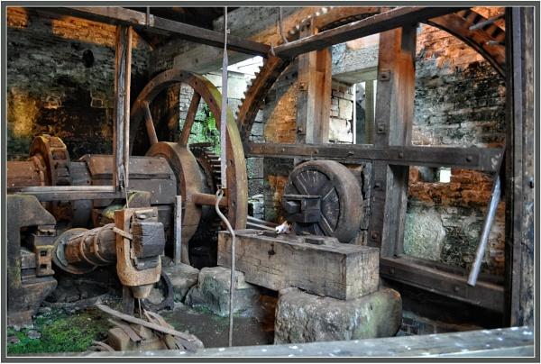 Tilt hammers at Abbeydale Industrial Hamlet by PhilT2
