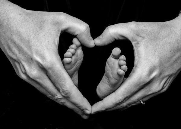Abraham\'s Feet by iancrowson