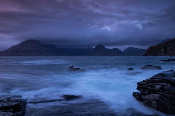 The Misty Isle by Arvorphoto