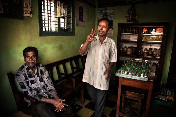 The Pharmacist, Bangalore by david deveson