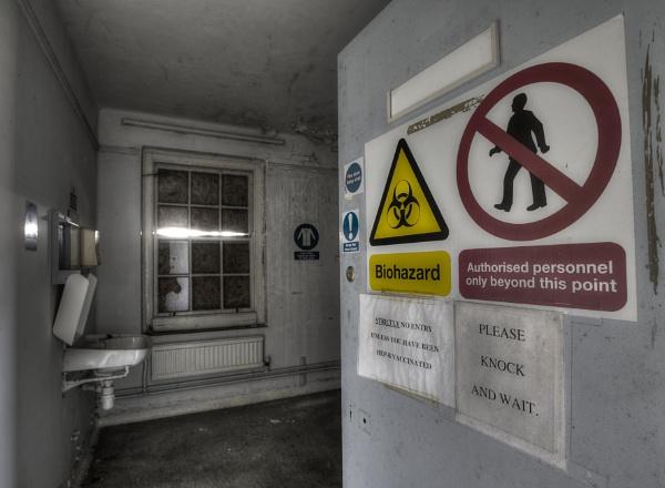 Biohazard. by stu8fish