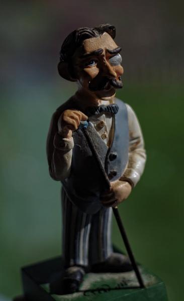 Gentleman Jim. by Mollycat