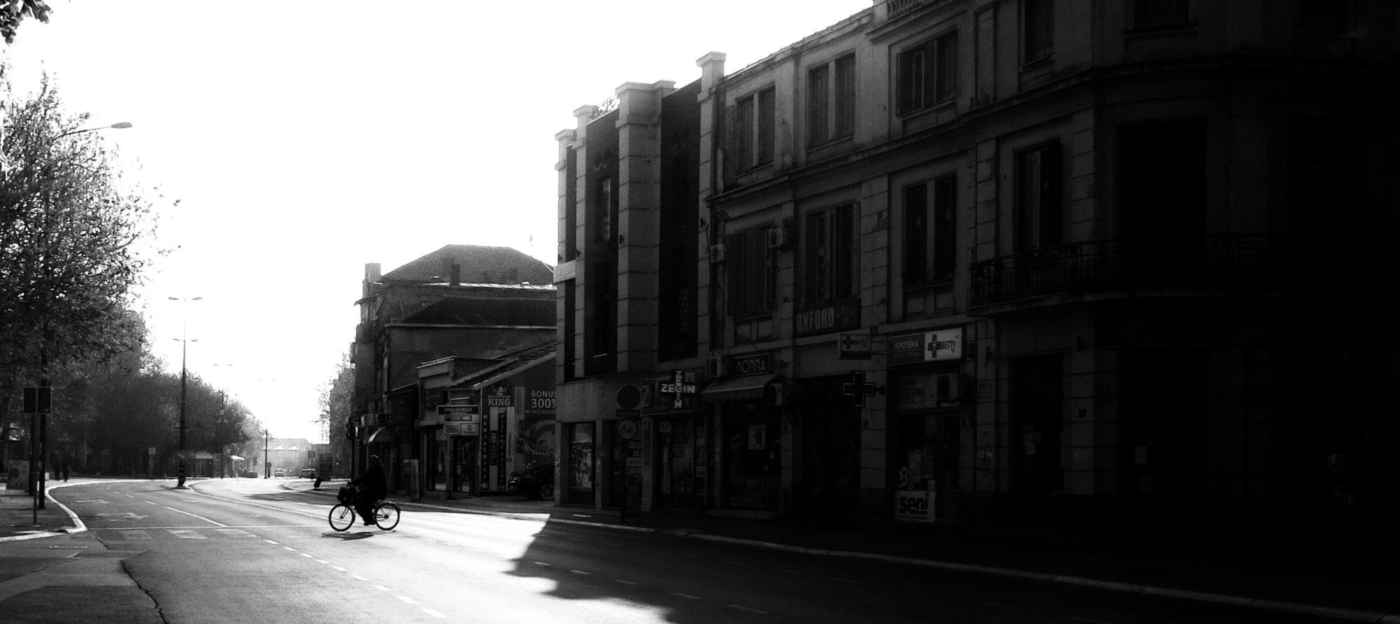 Shadows of Morning LVII