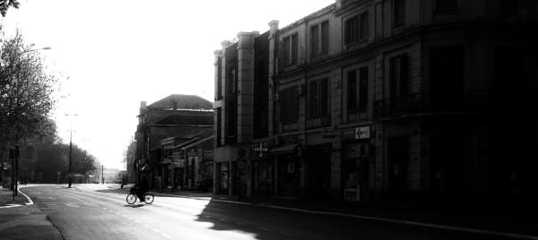 Shadows of Morning LVII by MileJanjic