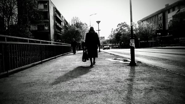 Shadows of Morning LVIII by MileJanjic