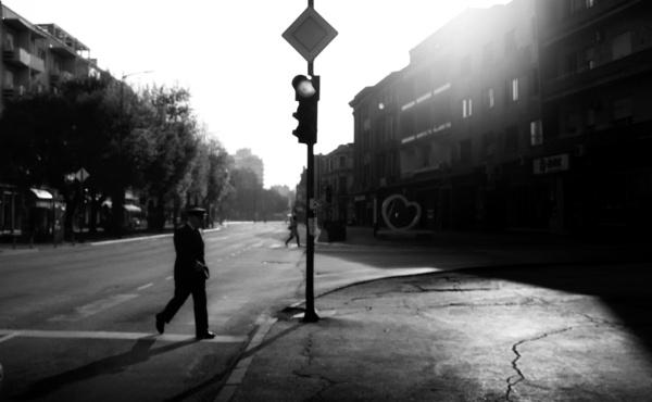 Shadows of Morning LIX by MileJanjic