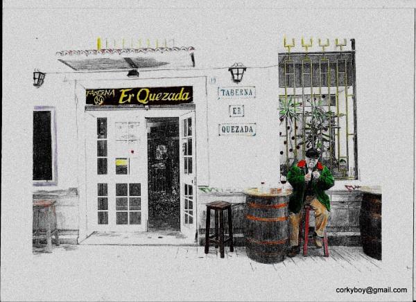 Er Quezada by rustyshackleford