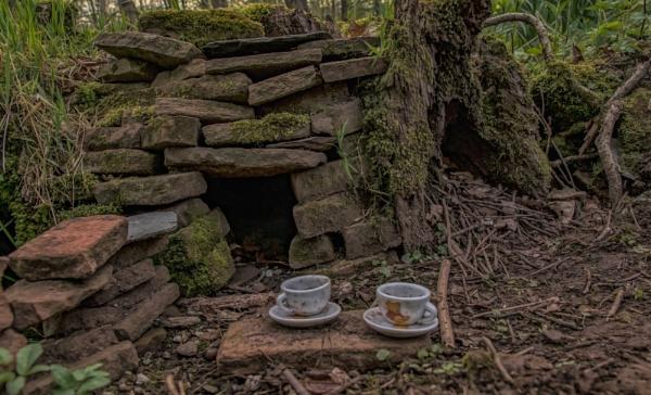 Teatime by BillRookery