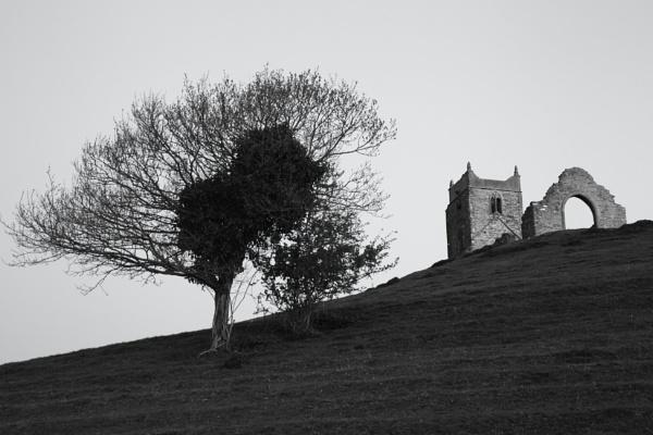 St Michaels church, Burrow mump by Philipwatson
