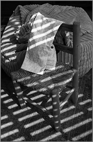 Charlie\'s Chair by AlfieK