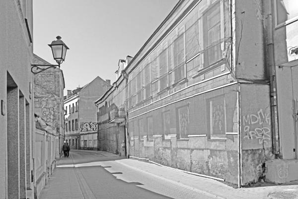 Vilnius by Danas