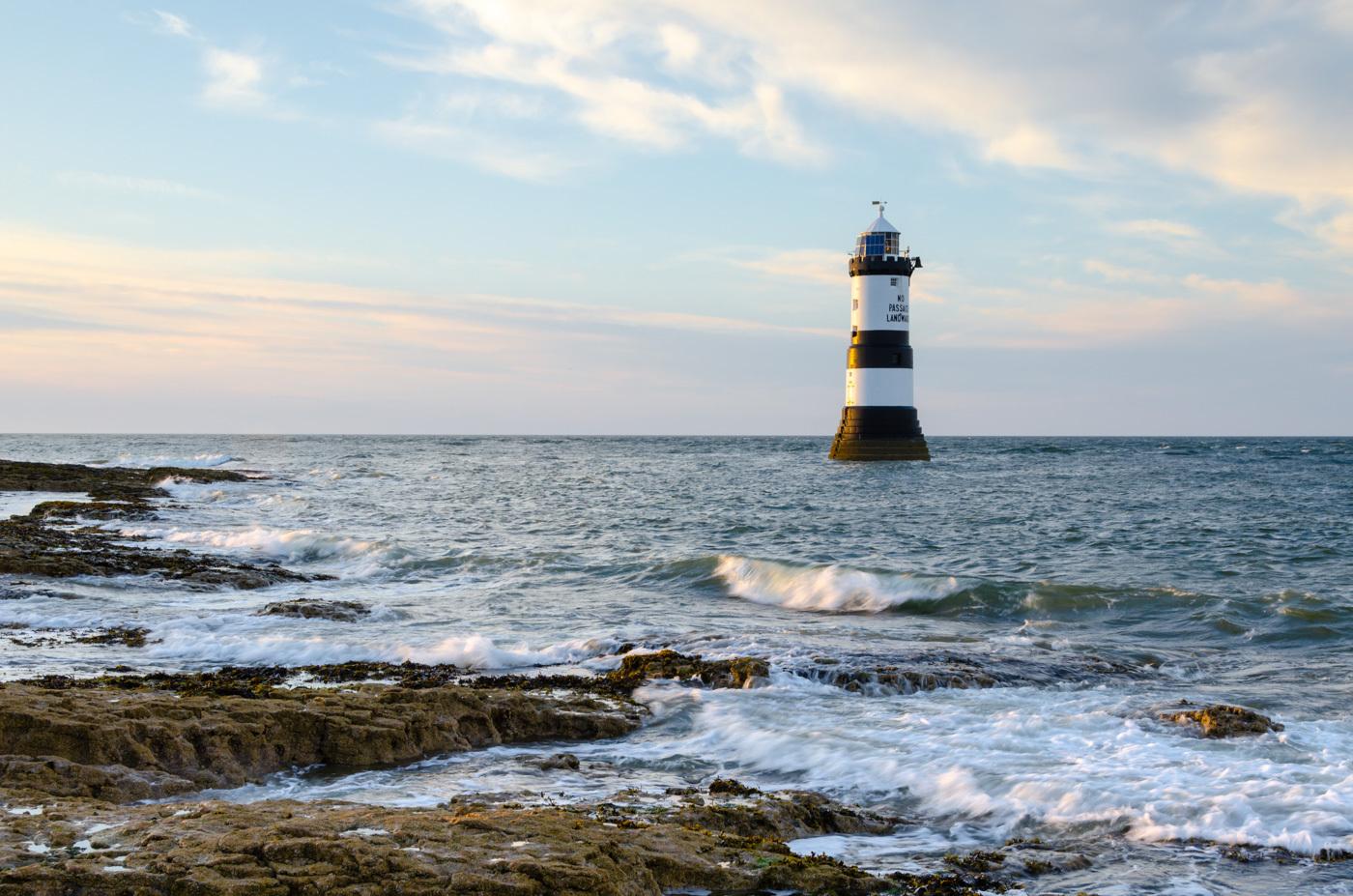 Trwyn Du Lighthouse, Anglesey