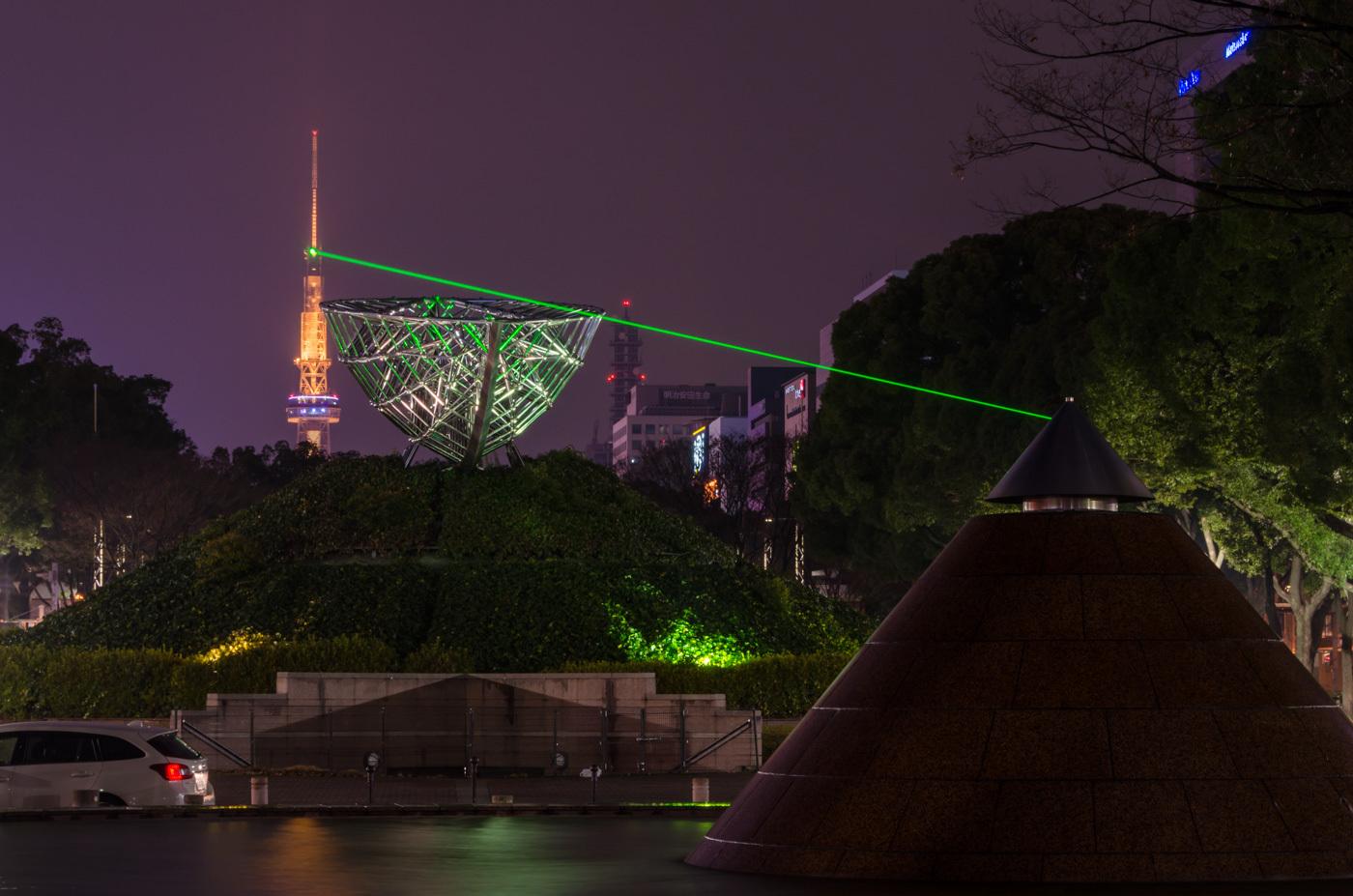 Nagoya Laser Show