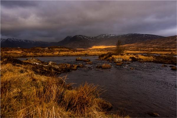 Rannoch Moor 2 by dven