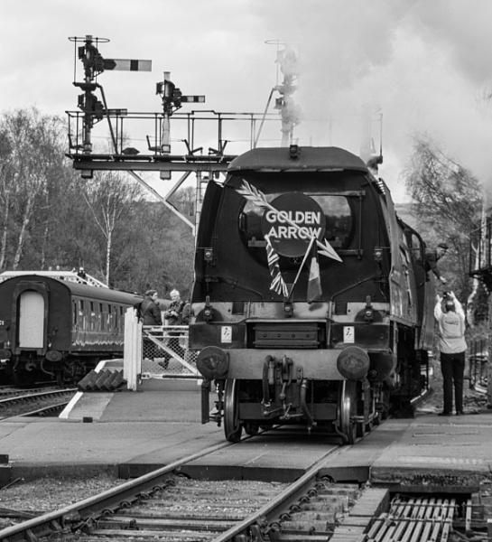 North Yorkshire Moors Railway. by Adrian57