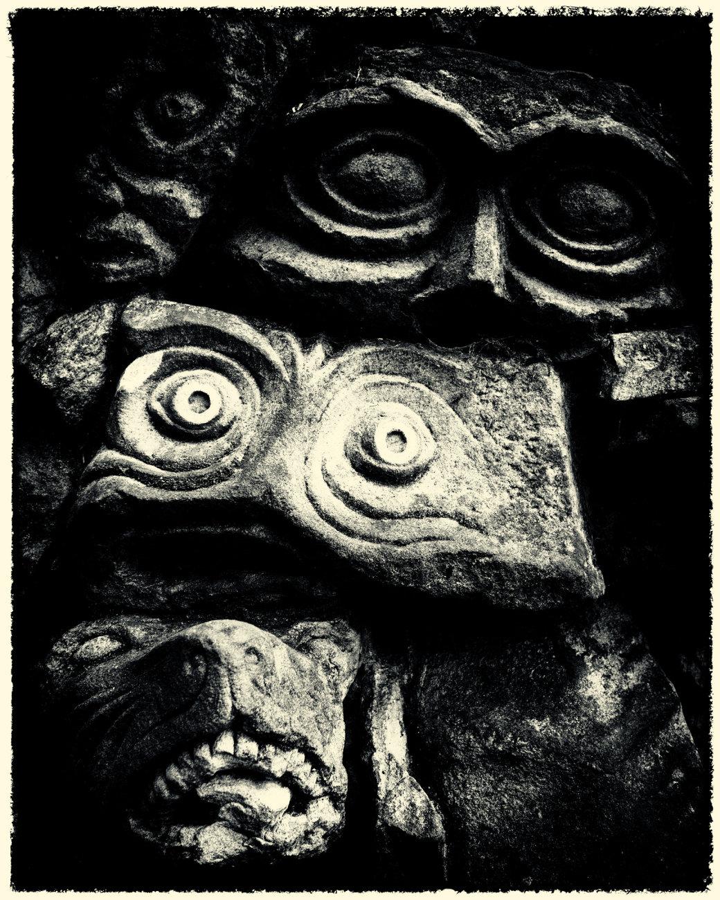 Seven Eyes in Purgatory